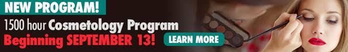 New Program 1500 hour Cosmetology Program