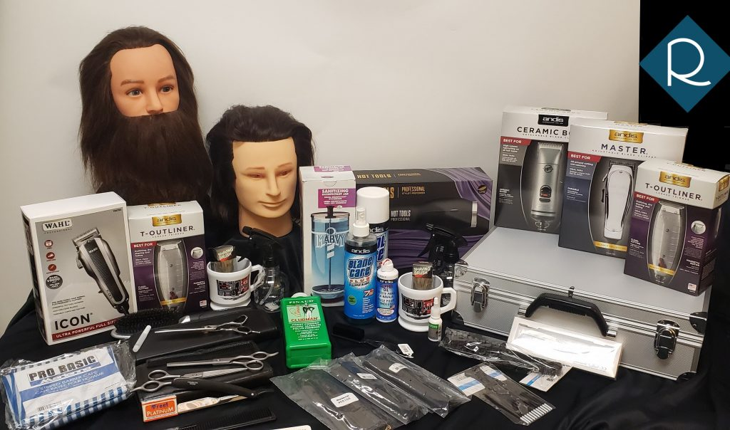 Picture of Our Barbering Kit